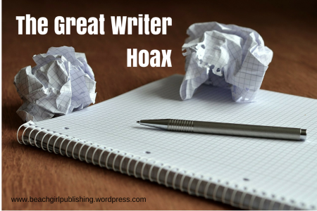 The Great Writer Hoax