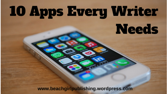 10 Apps Every Writer Needs