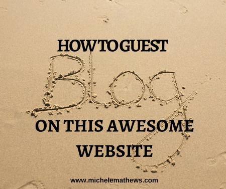 blogging, guest blogger