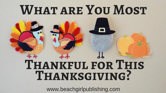 Thanksgiving, writing