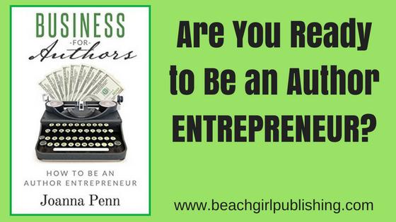 author entrepreneur