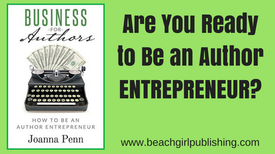 author entrepreneur