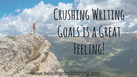 writing goals